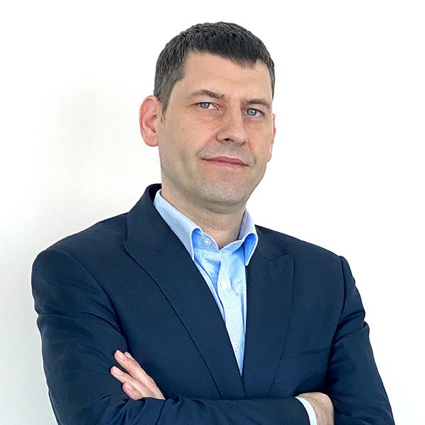 Łukasz Porażyński -  Prezes Ruch S.A.